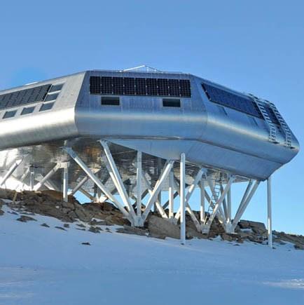 Princess Elisabeth Antarctica, la stazione polare a zero emissioni