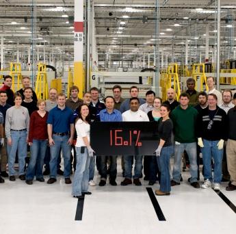 Fotovoltaico, nuovo record d'efficienza per i moduli in CdTe