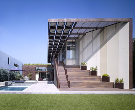 Architettura sostenibile i 10 progetti pi green del mondo for Case di architetti moderni