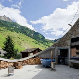 ! Architettura sostenibile - Villa Vals