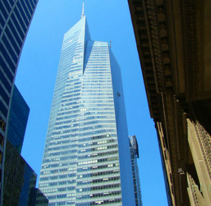 Bank of America Tower 1