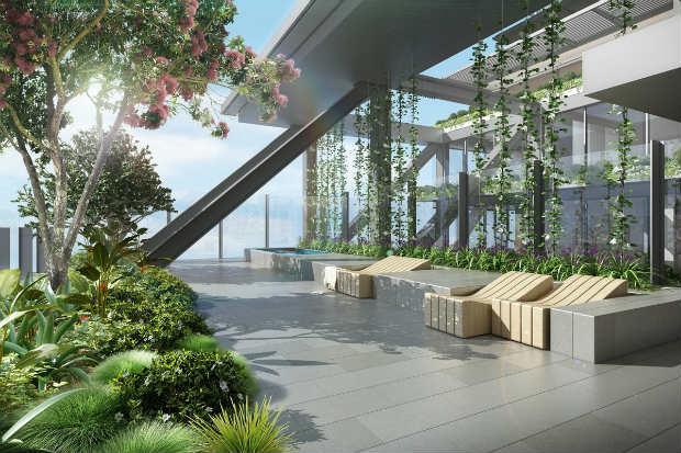 Sar a sydney il giardino verticale pi alto del mondo firmato blanc - Software progettazione giardini 3d gratis ...