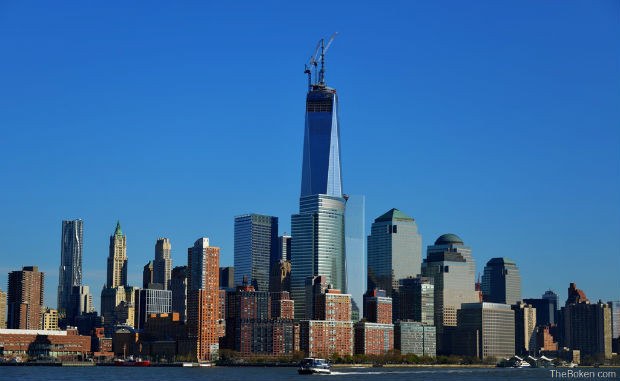 11 settembre - Freedom Tower a Ground Zero 2013