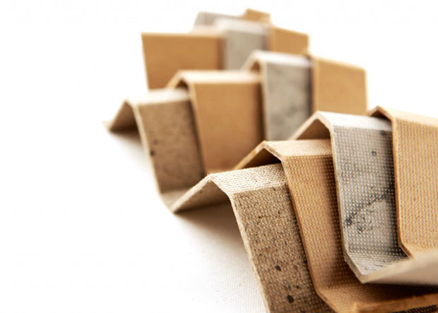 Materiali edili ecosostenibili: pannelli in materiali riciclati