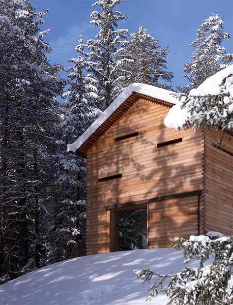 Architettura alto adige i migliori progetti realizzati si for Casa moderna zurigo