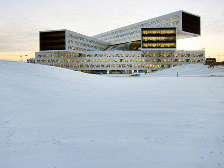 Statoil Regional and International offices Norvegia a-Lab