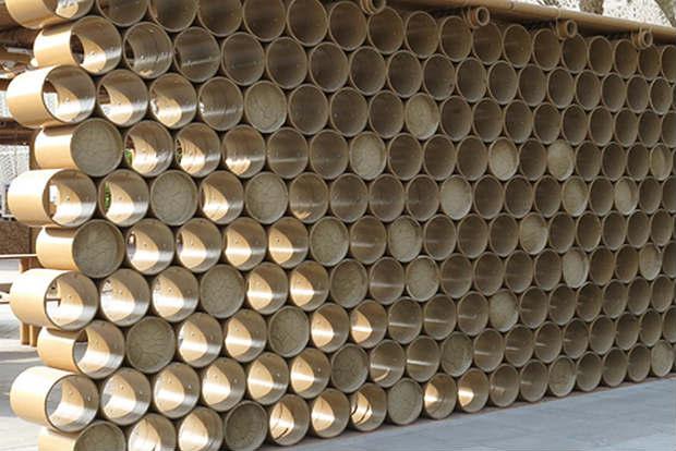 Amato Il padiglione di Shigeru Ban: quando la carta costruisce la casa EF15