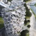 1 Torre residenziale ispirata alla natura di Sou Fujimoto - Montpellier