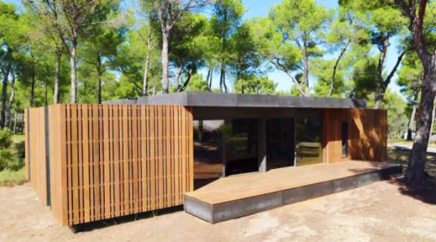 La prima casa passiva popup da costruire in 4 giorni con - Casa passiva milano ...