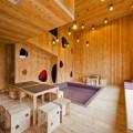bioarchitettura in legno