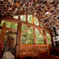 10 consigli per costruirsi una casa fai-da-te con materiali riciclati-Dan Phillips in Texas