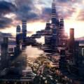 Cloud Citizen un palazzo-nuvola nel cielo di Shenzen 300