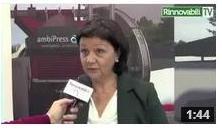 AMBIENTALIA - intervista a GIULIANA SIMONI Amministratore Delegato