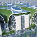 Nove super camini solari per il Cairo