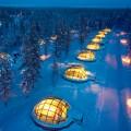 ICE HOTEL FINLANDIA- Hotel Kakslauttanen