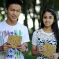 Eco mattoni dalla paglia di riso, l'inventore ha 16 anni