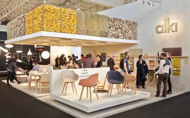 Bioplastica e legno per la prima sedia biodegradabile al 100 for Maisons errobi