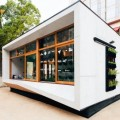 Carbon positive house: la casa prefabbricata autosufficiente