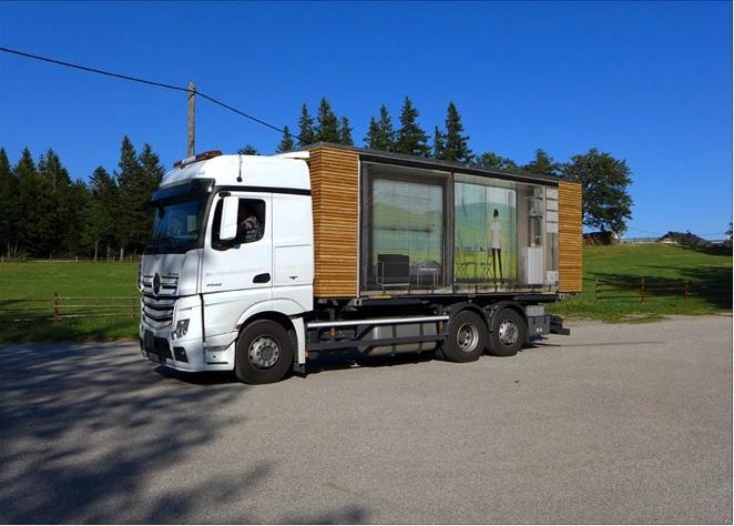 La mini casa mobile che non ha bisogno della gru  Rinnovabili