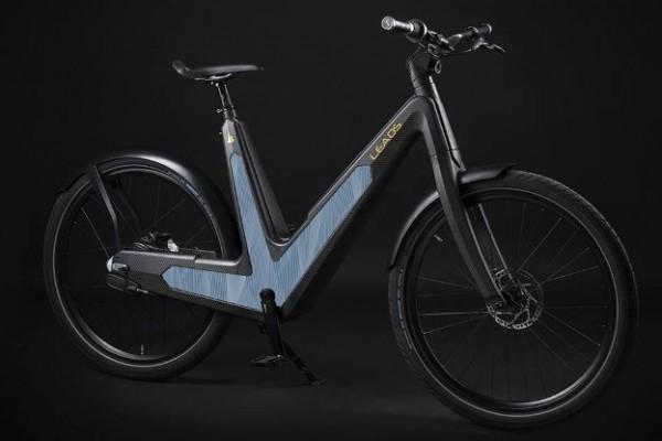 Leaos, la bicicletta elettrica solare che parla altoatesino