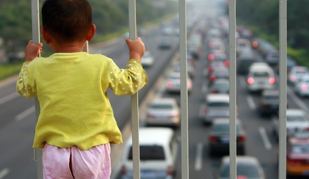 I neonati pesano meno a causa dell'inquinamento_