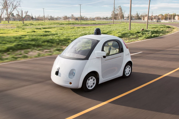 Google car: l'auto koala di Big G pronta al debutto su strada