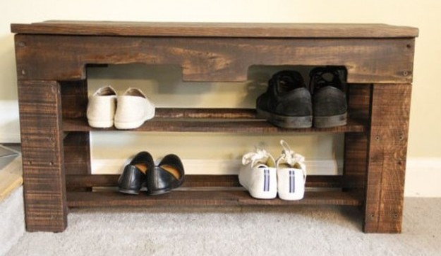 Finest idee per arredare la casa con i pallet with arredamento con bancali legno - Costo costruire casa da zero ...