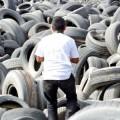 Pneumatici fuori uso troppo export uccide il riciclo -
