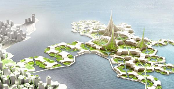 Città galleggianti, 7 motivi per trasferirsi sul mare