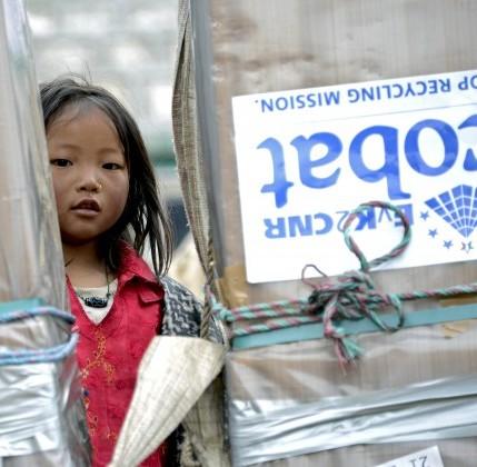 01 Dall'altro lato delle colonne_Namche bazar 3500 mt Nepal_eds