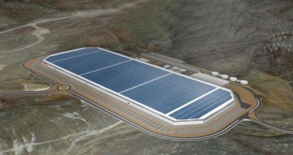 Gigafactory di Tesla, verso l'autosufficienza energetica e oltre