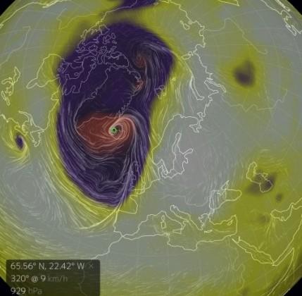 Clima impazzito l'Artico è 35 °C più caldo della media 3