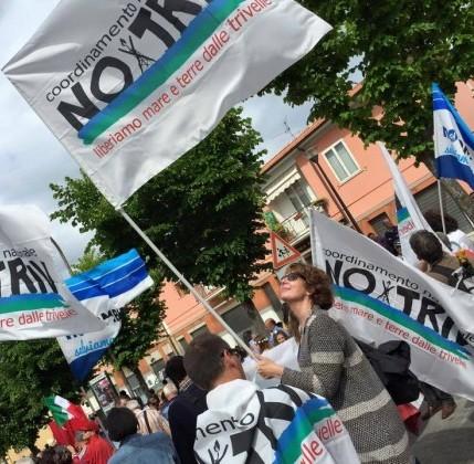 La Cassazione boccia il governo sì al referendum No Triv 4