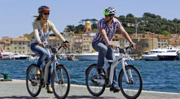 Trasporti: un boom di moto e bici elettriche farebbe la differenza