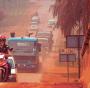Malesia: l'inquinamento da bauxite trasforma Kuantan nella città rossa