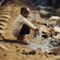 La scarsità d'acqua è il problema più grave che abbiamo