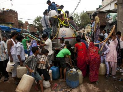Africa a rischio rivolte per la scarsità d'acqua