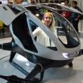 Il drone elettrico per il trasporto umano può volare in USA 4