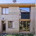 Sui Pirenei la casa in terra cruda che dimezza la CO2