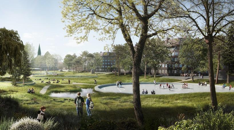 Resilienza in architettura, il quartiere che vive di alluvioni