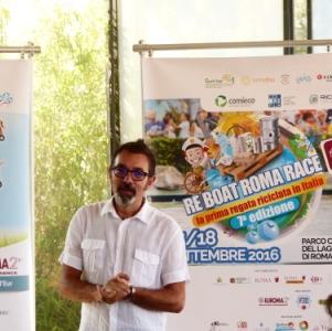 Re Boat Roma Race, tutto pronto per la regata riciclata