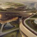 Greenbuilding, l'ultima opera di Zaha Hadid ha la forma dell'infinito