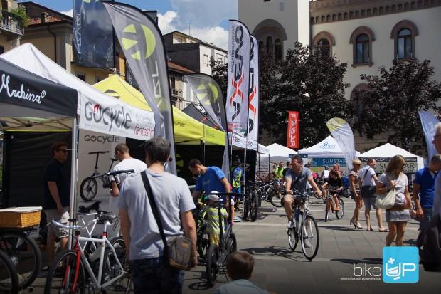 BikeUP, Lecco dal 12 al 14 maggio 2017