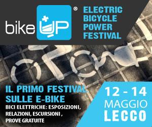 BikeUP biciclette elettriche