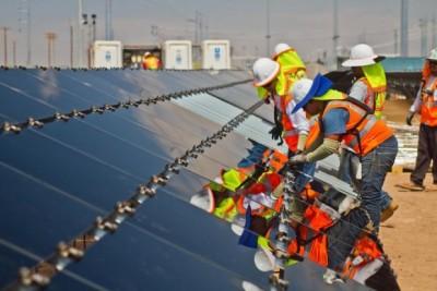 Il fotovoltaico della California accende nuovi record