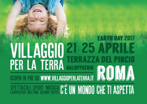 Villaggio per la Terra a Roma
