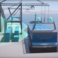 Nel 2018 la 1a nave portacontainer elettrica e a guida automatica