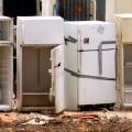 Riciclo dei vecchi frigoriferi