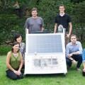 desalinatore solare