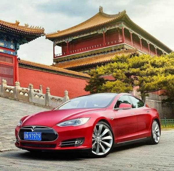 mobilità elettrica cinese